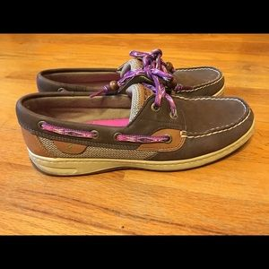 Sperry Bluefish Leather Top-Siders
